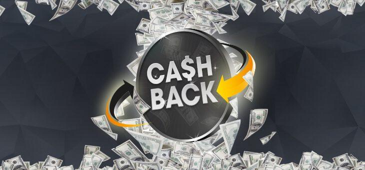 Få cashback i casinon